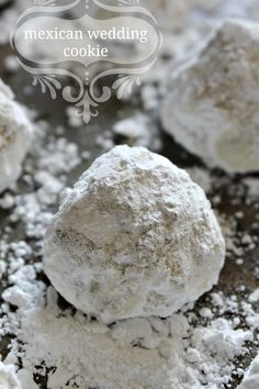 These buttery, crumbly Mexican Wedding Cookies will simply melt in your mouth. They're the perfect balance of sweet and satisfying: best of all, they only take a short time to whip up!