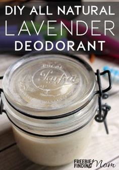 Want an all-natural way to keep yourself smelling fresh and pretty without spending big bucks at the store? Take a few minutes to whip up this homemade natural deodorant. Here you will learn how to make homemade deodorant in just four easy steps and with