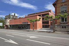 Wohn- Gewerbeüberbauung Pensionskasse PAWI in Winterthur Auftragsart: Direktauftrag Projekt: 2006 Ausführung: 2007-2008