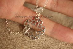 silver Black Veil Brides inspired necklace steampunk by wingridjoy, $4.20