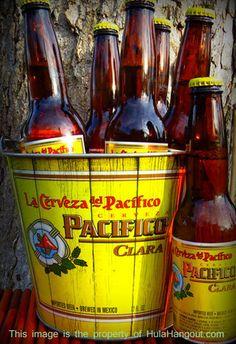 Pacifico Beer Bucket