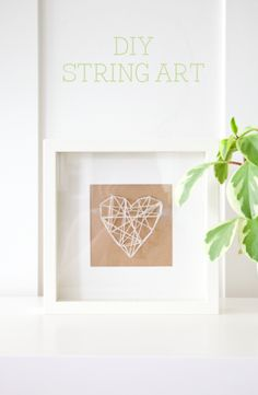 DIY String Art Tutor