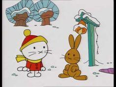 Het sneeuwkonijn, digitaal prentenboek Musti
