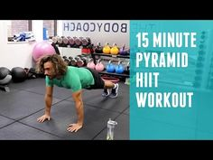 Core Strengthening Workout | The Body Coach - YouTube