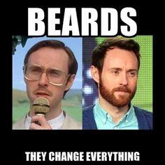 Beards...
