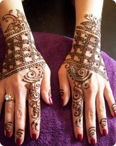 Guest Post: come fare decorazioni e tatuaggi con l'henné o henna