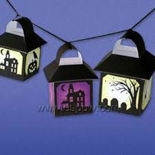 how to make halloween lanterns - Google Search