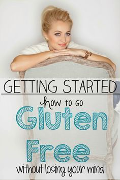 Kati Heifner: Getting Started: How to Go Gluten Free without buying a Ticket to . - Kati Heifner: Getting Started: How to Go Gluten Free without buying a Ticket to the Overwhelm Train - Cookies Gluten Free, Gluten Free Diet, Foods With Gluten, Gluten Free Cooking, Dairy Free Recipes, Easy Recipes, Gluten Free Lunch Ideas, Why Gluten Free, Gluten Free Meatloaf
