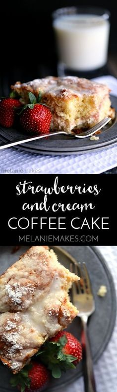 ... Cake on Pinterest | Monkey bread, Coffee cake and Rhubarb coffee cakes