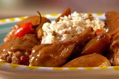 Get Spicy Braised Chicken Recipe from Cooking Channel