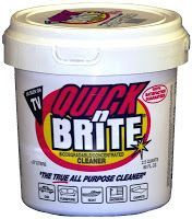 Quick n Brite Quick Cleaning Tips: How to Clean Fireplace Soot from Stone, Brick and Glass