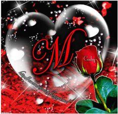 Amor Ausente . . .: Alfabeto con rosas