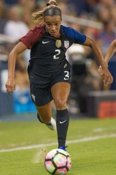 18-year-old wunderkind Mallory Pugh graduates to Rio Games