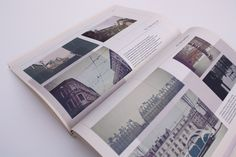 Devon, this is an interesting layout    DALE! by Clara Fernández, via Behance