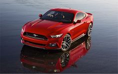 Ford Mustang GT - Lifestyle NWS