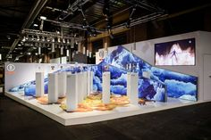 Bogner 3D miniature models installation by Kemmler Kemmler Dirk Bonn Munich Bogner 3D miniature models installation by Kemmler Kemmler  Dir...