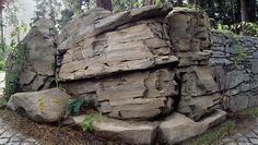Искусственные скалы  и рокарии 2