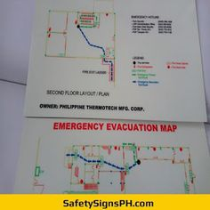 Deliver a safe and clear egress route to building occupants with our customized photoluminescent evacuation p.