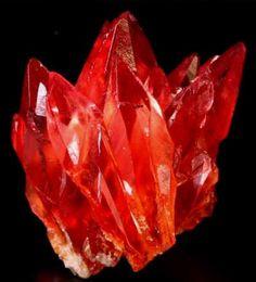 I love gemstones. Rhodochrosite