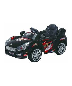 Look what I found on #zulily! Premium Hot Racecar Ride-On #zulilyfinds