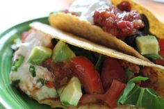 <p> Not only will these Tacos sin Carne fool the meat eaters, they will be asking for the recipe!</p>