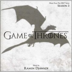 Ramin Djawadi: Game Of Thrones Music From The HBO Series Season 3 on Limited Edition Colored 2LP Colored Copies Are Limited Here on vinyl for the first time, Grammy nominee Ramin Djawadi's score for G