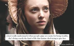 so true. it's beautiful how her life was turned around by an ex-convict. 2 people who were never meant to have hope
