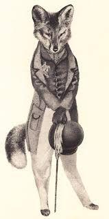 Résultats de recherche d'images pour « vintage fox drawing »