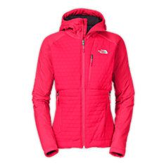 Northface Women's Polar Hooded Jacket