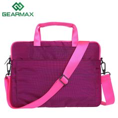 GEARMAX 13 Inch Laptop Bag Waterproof Nylon Handbag+Free Keyboard Cover for MacBook 13 Laptop Case for MacBook Pro 13 Air 13