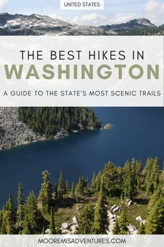 Hiking Spots, Hiking Trails, Best Hikes, Cool Countries, Amazing Destinations, Washington State, Pacific Northwest, North America, Blogging