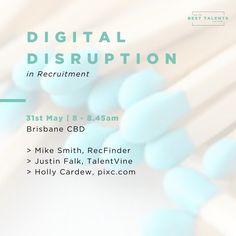 Digital Disruption in Recruitment