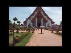 Thailand Ayuthaya Phra Mongkhon Bophit
