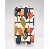 Tory Burch iPhone 4 Case - Tapioca