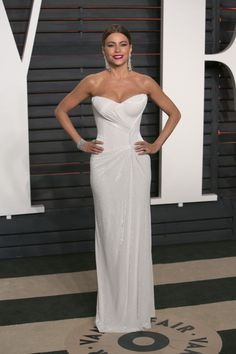 in Mark Zunino Haute Couture dress with  Lorraine Schwartz jewelry