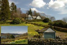 Broad Howe self catering in Near and Far Sawrey, Lake District