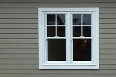 exterior window architraves styles for Victorian era weatherboard . Cottage Windows, Farmhouse Windows, Sash Windows, Windows And Doors, Dormer Windows, House Window Design, House Design, Weatherboard House, Double Hung Windows