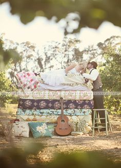 """The """"Princess _ the Pea"""" inspired wedding shoot! » Wildflowers Photography"""