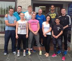 Our #gym instructor students sitting their #ITEC exams today #Dublin #Ireland #Fitness