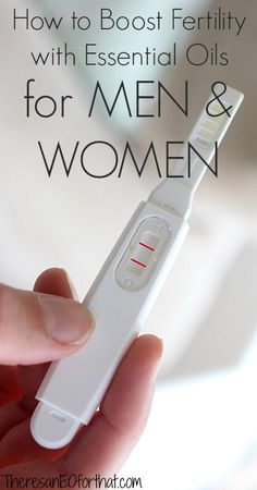 How to Boost Fertility with Essential Oils for Men and Women- Fertility is a really complicated subject but there are ways to increase your chances of conceiving. Essential oils can help boost fertility along with supporting emotional health. #essentialoils #fertility #infertility