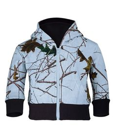 Sky Forest Zip-Up Hoodie - Infant Toddler & Boys