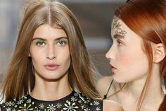 Salon Software News | Beauty-Trend-Spies-at-LFW-SS16