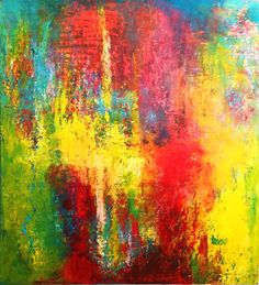 PRELUDE, acrylic on canvas, 110 x 100 cm, abstract painting by Eva Tikova Abstract Art, Canvas, Artwork, Painting, Tela, Work Of Art, Auguste Rodin Artwork, Painting Art, Canvases