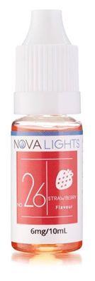 No. 26 Nova Lights Strawberry #vape #vapefam