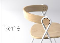 Formabilio Projects: Twine - designer Shahril Faisal - Dchair