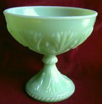 alabaster uranium glass