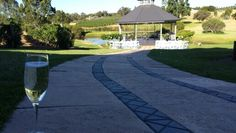 Sittella winery make a wonderful sparkling wine to bqve after your ceremony.