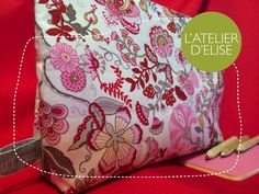 Day 21 – Flower power for Sophie Flower Power, Liberty, Coin Purse, 21st, Wallet, Purses, Day, Flowers, Couture Sac