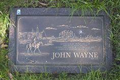 John Waynes Grave