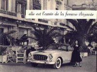 Ford Comete Monte Carlo 7  /  Mit zustimmung des : Facel Vega Germany & Dr.Jürgen Kromer